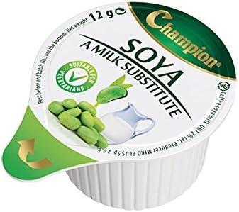 50 macetas sustitutas de leche de soja: Amazon.es: Alimentación y bebidas