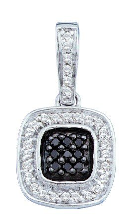 Or blanc 14 carats-Diamant 0,26 Dwt-JewelryWeb mode