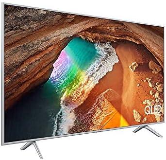 samsung - TV QLED 55 Samsung Qe55Q65R IA 4K Uhd HDR Smart TV Plata - TV Led - Los Mejores Precios: 903.87: Amazon.es: Electrónica