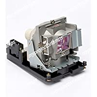Replacement projector lamp for Vivitek 5811116701-S, 5811116701-SVV