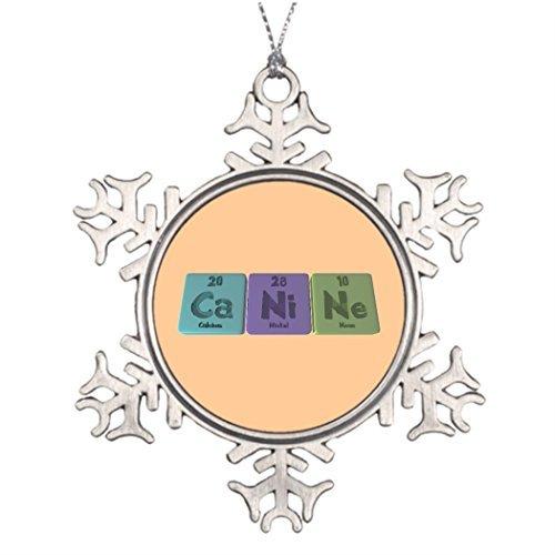 Zora Camp Calcium Nickel Ideas for Decorating Christmas Trees Western Snowflake Ornaments Tree Decor