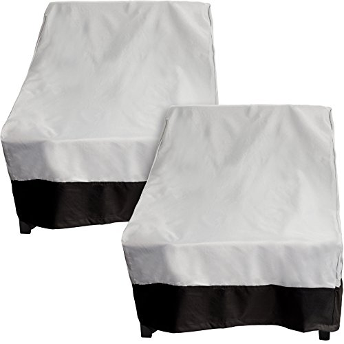 Reusable Revolution 2 Pack Deep Chair Patio Cover