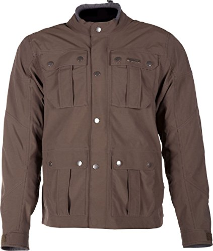 Klim Revener Mens Off-Road Motorcycle Jackets - Brown/Large