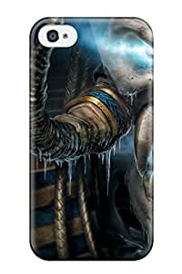 Best Top Quality Case Cover For Iphone 4/4s Case With Nice World Of Warcraft Appearance 9649483K80621465 WANGJING JINDA