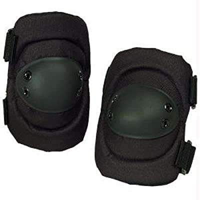 Hatch EP300 Centurion Elbow Pads, Black, One Size : Skate And Skateboarding Knee Pads : Sports & Outdoors