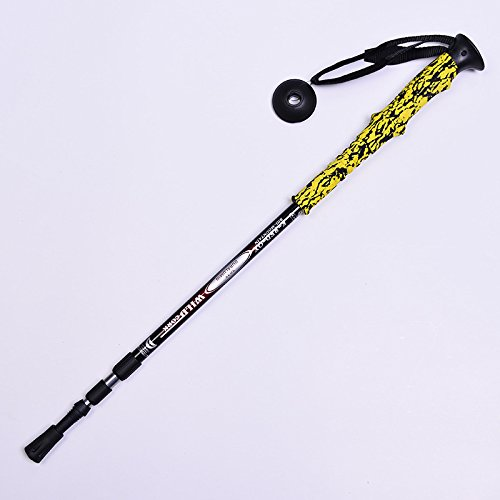 Maikerry Trekking Poles Anti Shock Hiking / Walking / Trekking Trail Poles