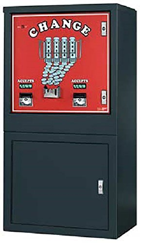 American Changer - AC6000 Bill Changer - Floor Model/Dual Hopper by American Changer