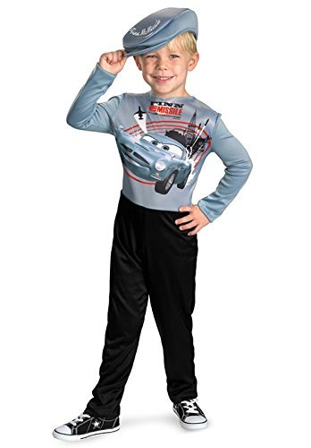 Finn McMissile Basic Child Costume - -