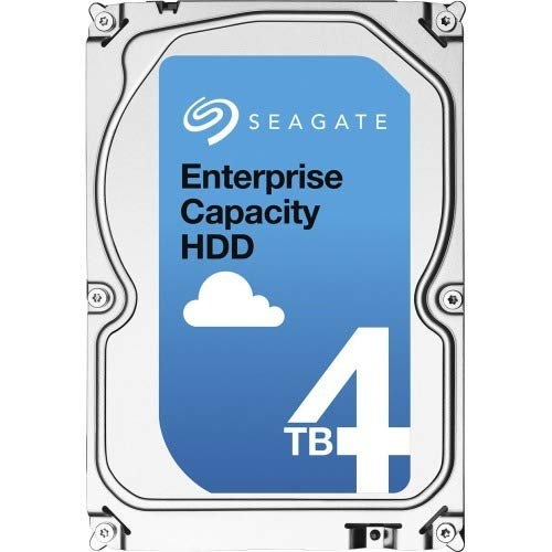 Seagate Enterprise Capacity 3.5 Hdd V.5 St4000nm0115