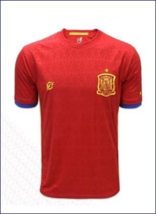 Real Federación Española de Fútbol Camiseta Oficial Selección ...