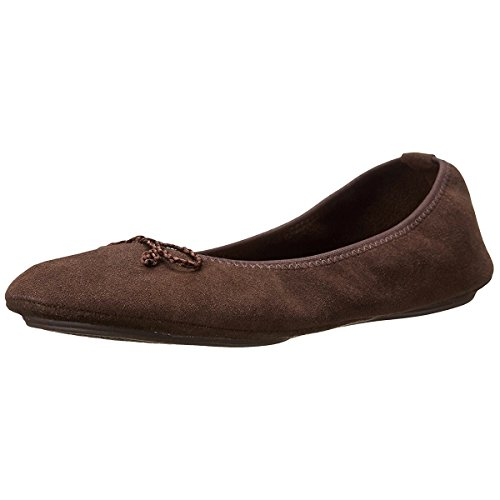 Hush Puppies Suede Flats - 1