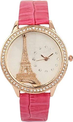 Sooms Eiffel Tower Design Analog Women Watch
