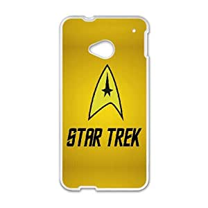 Star Trek theme pattern design For HTC ONE M7 Phone Case