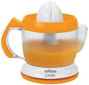 Ufesa EX4939 - Exprimidor, color naranja y blanco