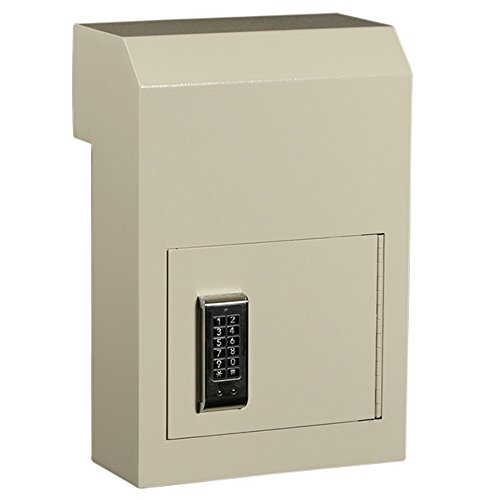 Protex Through the Door Drop Box with Electronic Lock (WSS-159E) by Protex by Protex Safe Co., LLC