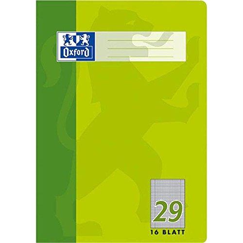 Oxford 100050315 Heft A4 / 16 Blatt Lineatur 29
