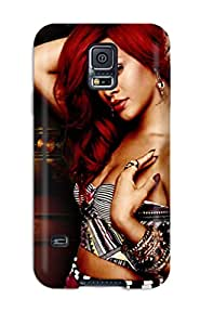 New Style New Fashionable Cover Case Specially Made For Galaxy S5(rihanna 54) 4725346K84818023