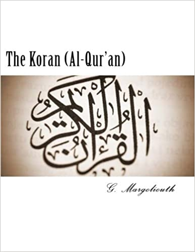 G. Margoliouth - The Koran