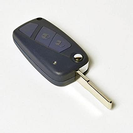 CLE Jongo para Citroen Jumper 2 modelo 2 botones carcasa ...