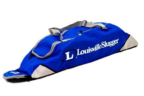 Louisville Slugger Bat Bag - Baseball or Softball - Equipment Locker - Black (Royal)