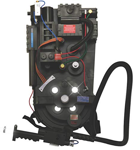 Rubie's Unisex Ghostbusters Adult Proton Pack Light & Sound, As As Shown, One Size]()