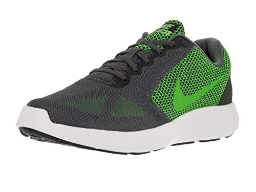 Nike Uomo Maglietta a maniche corte Sublimated Dark Grey/Electric Green/Black/White