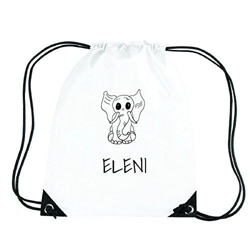 JOllipets ELENI Turnbeutel Sport Tasche PGYM5293 Design: Elefant