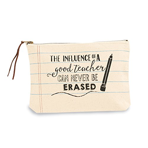Mud Pie Influence of a Teacher Pencil Case Pouch