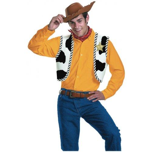 [Woody Kit Costume Accessory Set] (Woody Costume Hat)