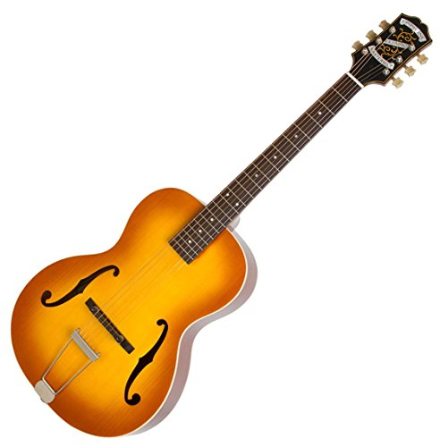 Epiphone ETOLHBNH1 Hollow-Body Electric Guitar, Honey Burst ()