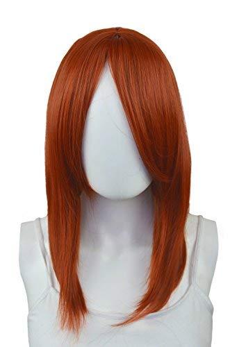 人気新品入荷 Epic Cosplay Theia Inches Copper Red Long Straight Straight Wig 20 20 Inches (10CR) [並行輸入品] B07N4NXSNJ, 住友ベークライトNetshop:83fca57f --- a0267596.xsph.ru