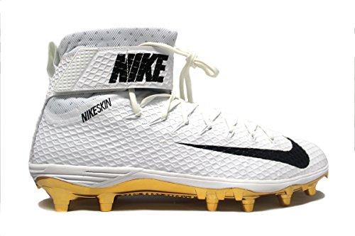 Nike Heren Speciale Promo Lunarbeast Elite Td Voetbalcleats Wit / Zwart-metallic Goud