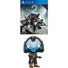 Destiny 2 - PlayStation 4 Standard Edition + Funko Pop Games: Destiny-Cayde-6 Action Figure