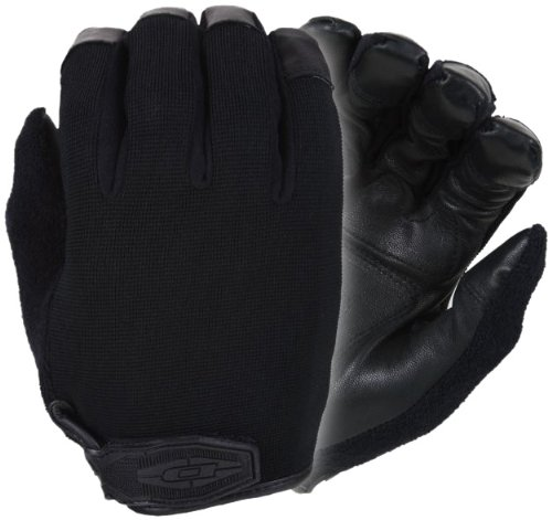 Damascus X4 VForce Gloves with Puncture Resistant Finger Tips and Kevlar Liners, Large