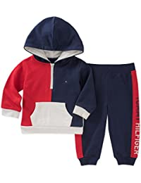 Baby Boys 2 Pieces Hoodie Pants Set