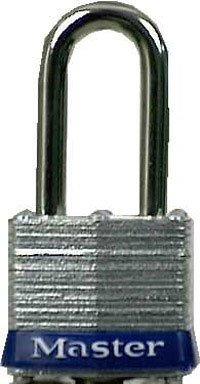 Master Lock 3UPLF 1-1/2'' Shackle Universal Pin Long Shank Padlock by Master Lock