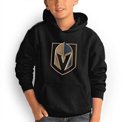 Teen Youth Hoodies Cool Trendy Tshirt Hot Tops Long Sleeve Sweatshirt for Teens, Vegas Golden Knights - Knight Sweatshirt T-shirt