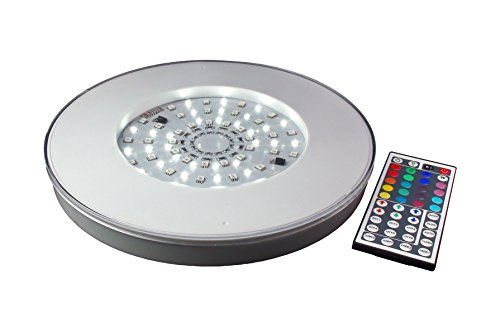 Fortune Products LB-10W-MCRC Max Color Light Base, 10'' by Fortune Products