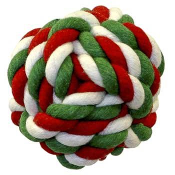 Blue Ribbon Pet Products DBLDTR26 Rope Ball, 2.5-Inch Review