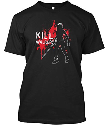 Michonne Kill Walkers - The Walking Dead Tshirt