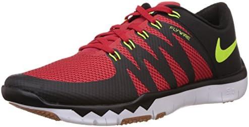 newest 7f51e 7d31b Nike Men s Free Trainer 5.0 V6 University Red,Volt,Black,Cool Grey,