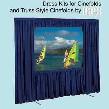 Dress Kit For Cinefold-For Size 69In X 120In