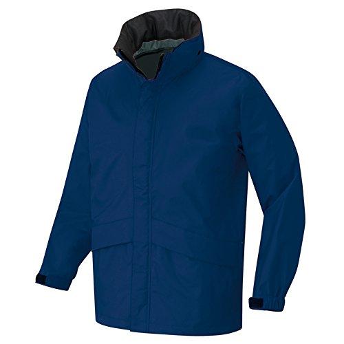 アイトス AITOZ  全天候型ベーシックジャケット AZ56314 008 ネイビー M B01LE8MAPY M|ネイビー ネイビー M