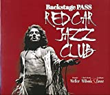 img - for Backstage Pass Redcar Jazz Club book / textbook / text book