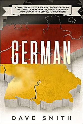 German Language Learning Book