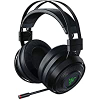 Razer Nari Ultimate Wireless 7.1 Surround Sound Gaming Headset For PC, PS4 (Black)
