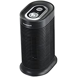 Kaz Honeywell HPA060 True HEPA Compact Tower Allergen Remover, 75 Sq Ft