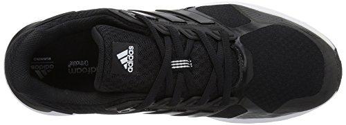 Adidas Prestanda Mens Duramo 8 M Löparsko Svart / Svart / Vit