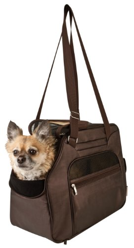 snoozer-jet-setter-pet-tote-brown