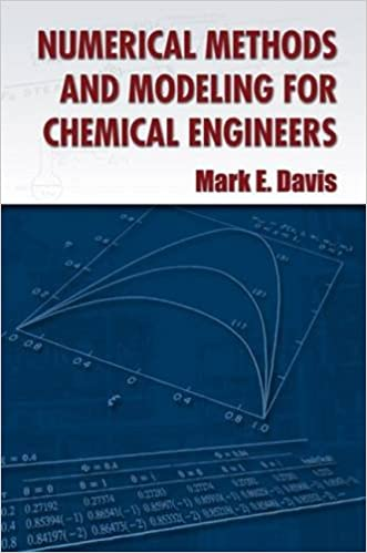 Amazon numerical methods and modeling for chemical engineers numerical methods and modeling for chemical engineers dover books on mathematics reprint edition fandeluxe Images